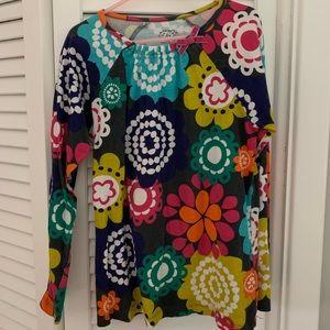 Girls long sleeved shirt. Size 6x